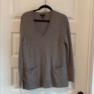 J. Crew V Neck Sweater - Medium